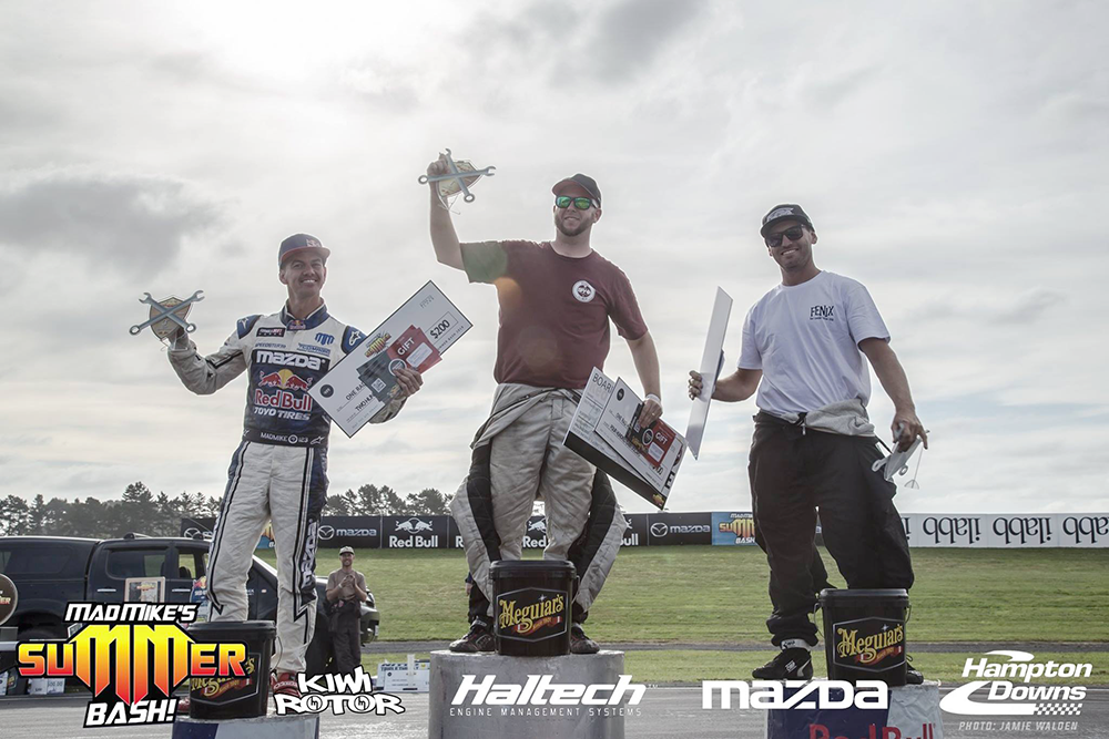 NANKANG Driver Wins Mad Mike's Summer Bash Top 16 Superclass