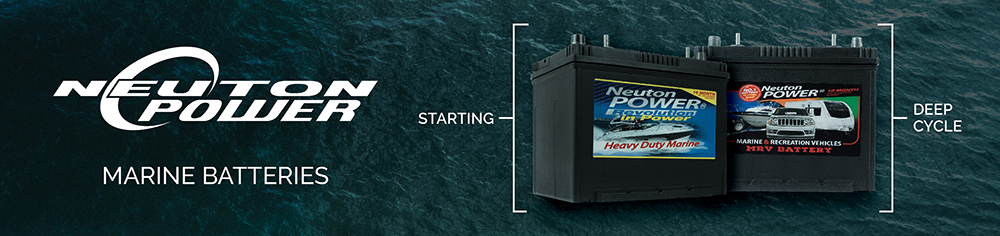 Neuton Power Marine Batteries